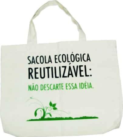 A proibição da sacola plástica nos supermercados de São Paulo