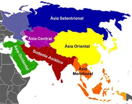 Política Asiática
