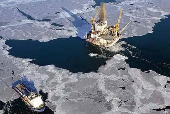 Região Polar Economia