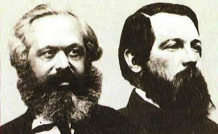 O Enredo de Marx e Engels
