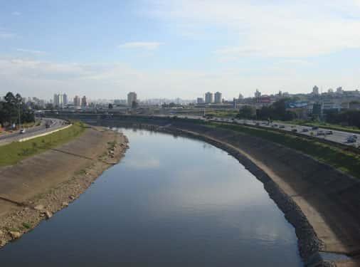 Afluentes do rio Tietê