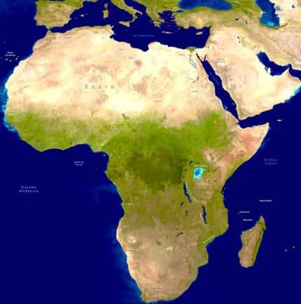 Independência da África e Ásia