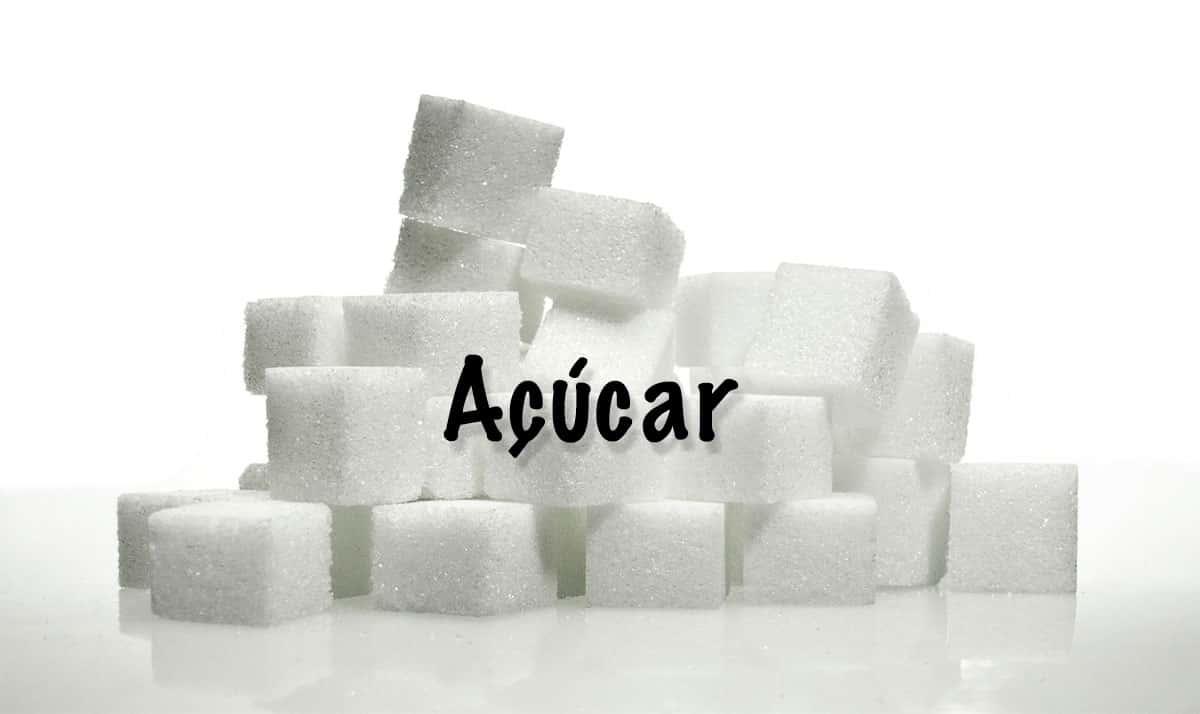 Açúcar não é açúcar: o simples e o complicado