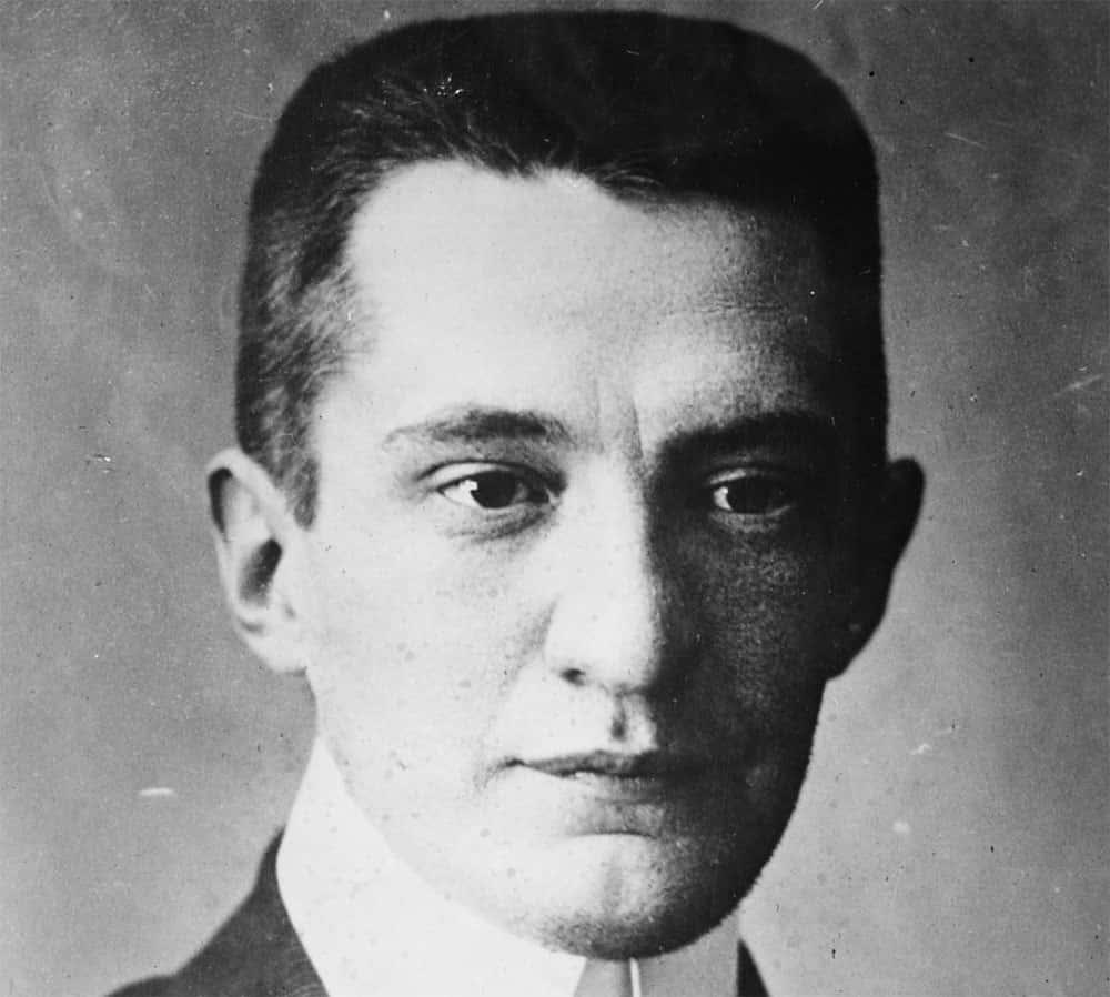 Alexander Fyodorovich Kerensky