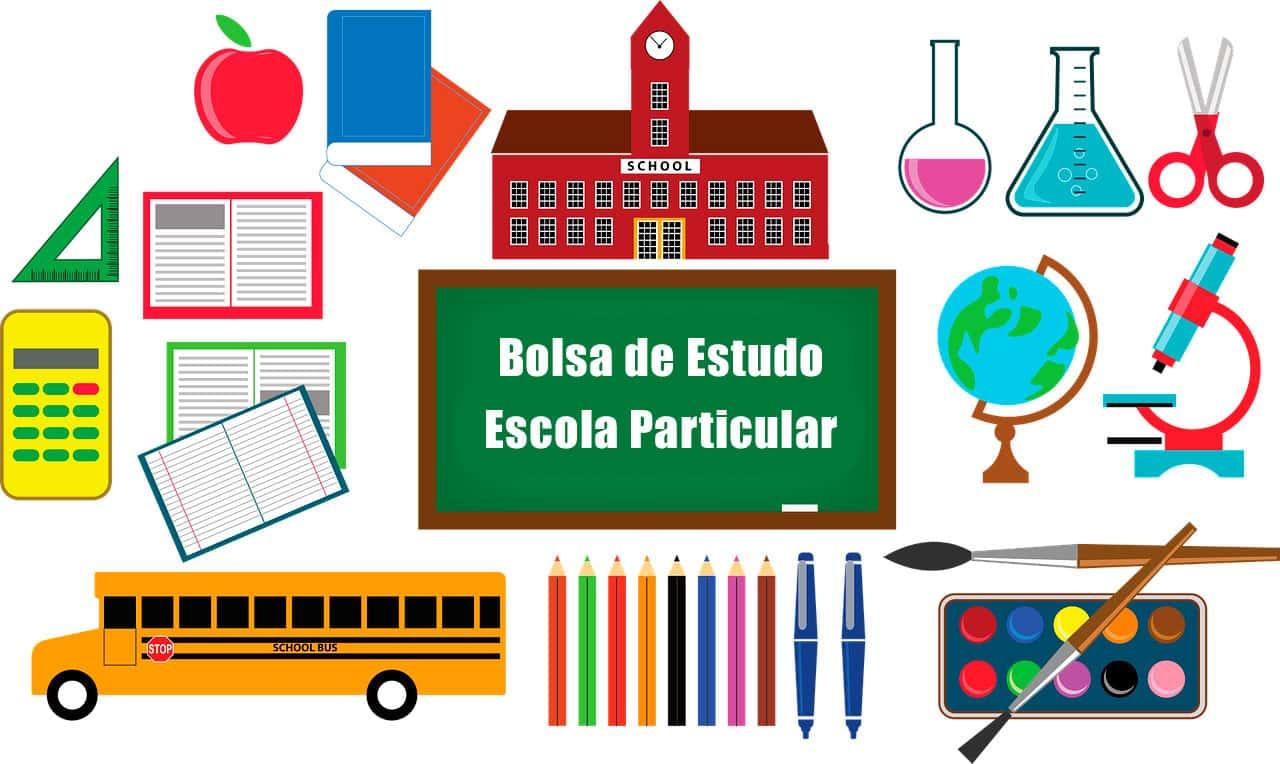 Como conseguir bolsas de estudo para escolas particulares?