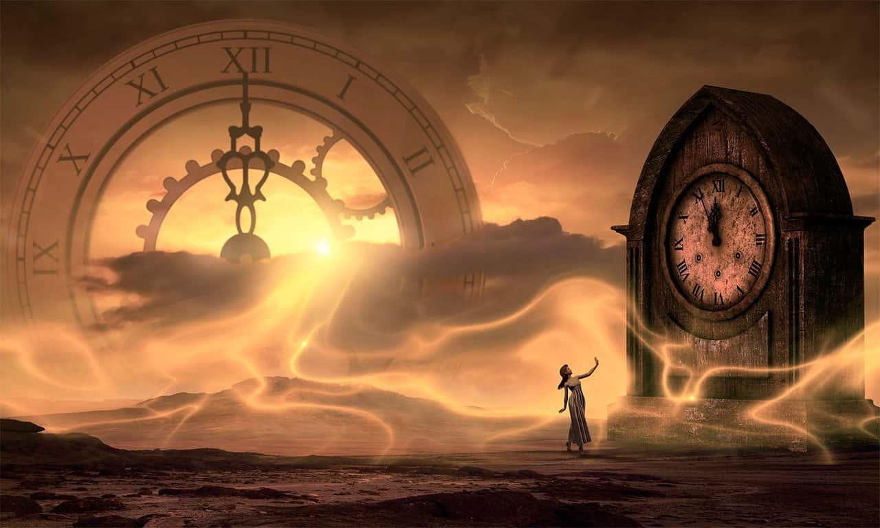 Contagem do Tempo Cronológico, o Tempo na História e a Linha do Tempo