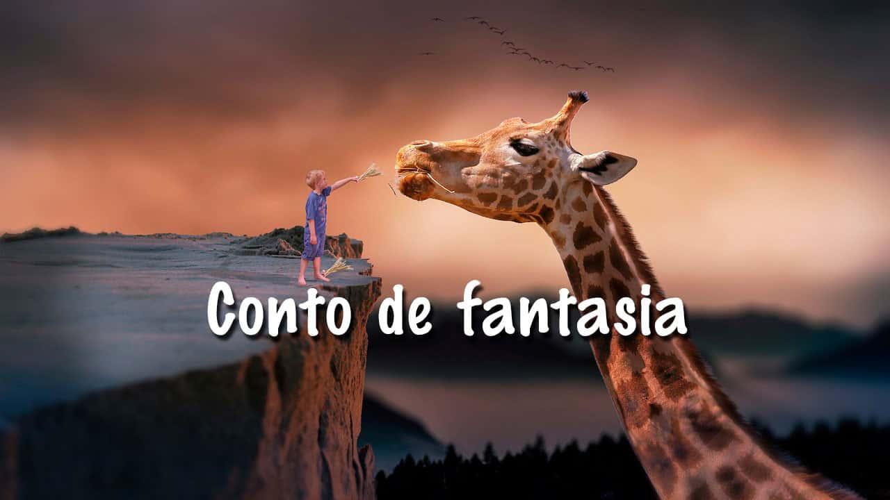 Contos de Fantasia - Conto Fantástico
