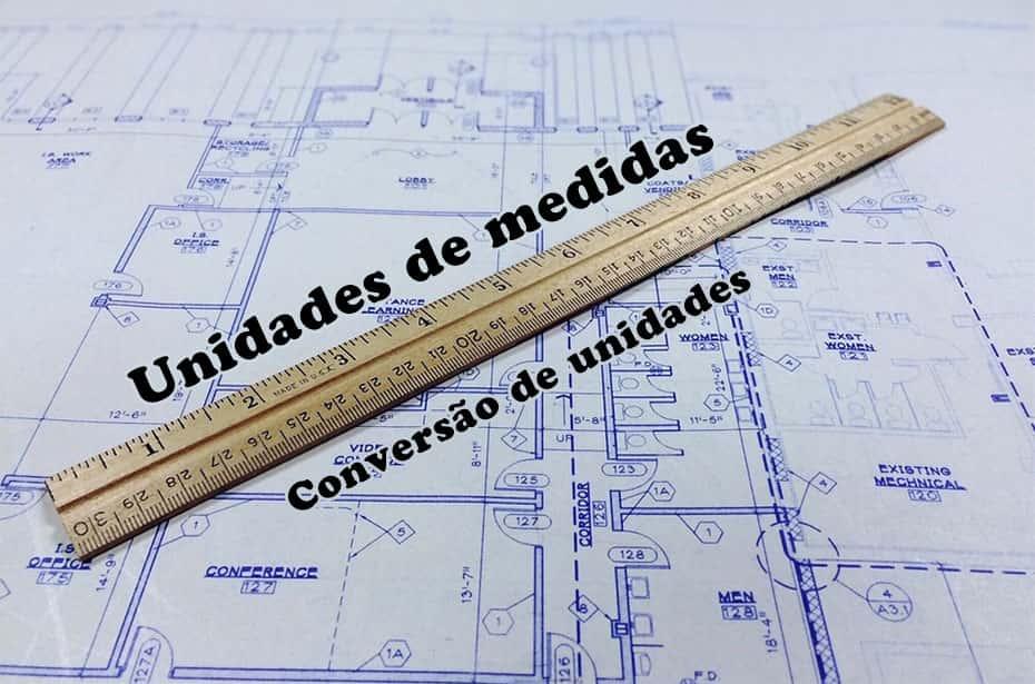 Conversão de unidades (Unidades de medidas)