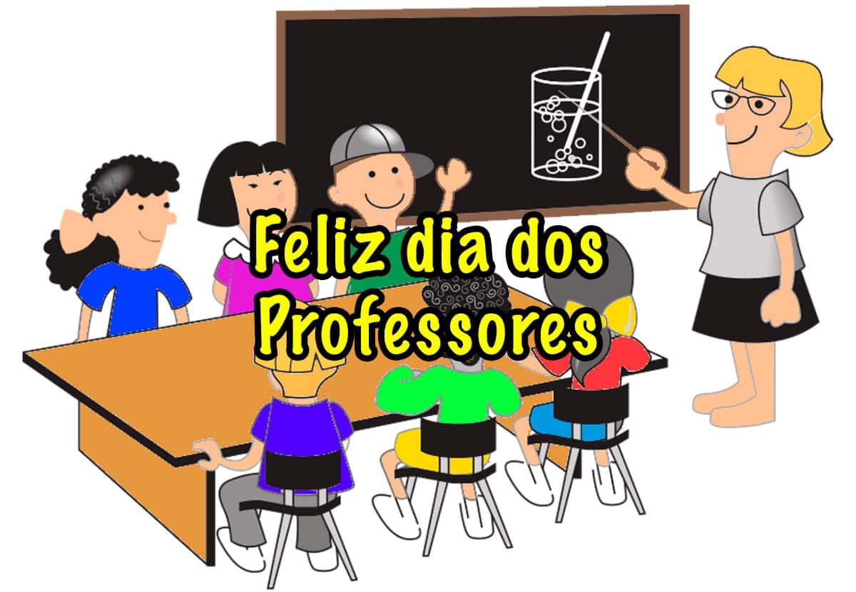 Dia do Professor - 15 de Outubro