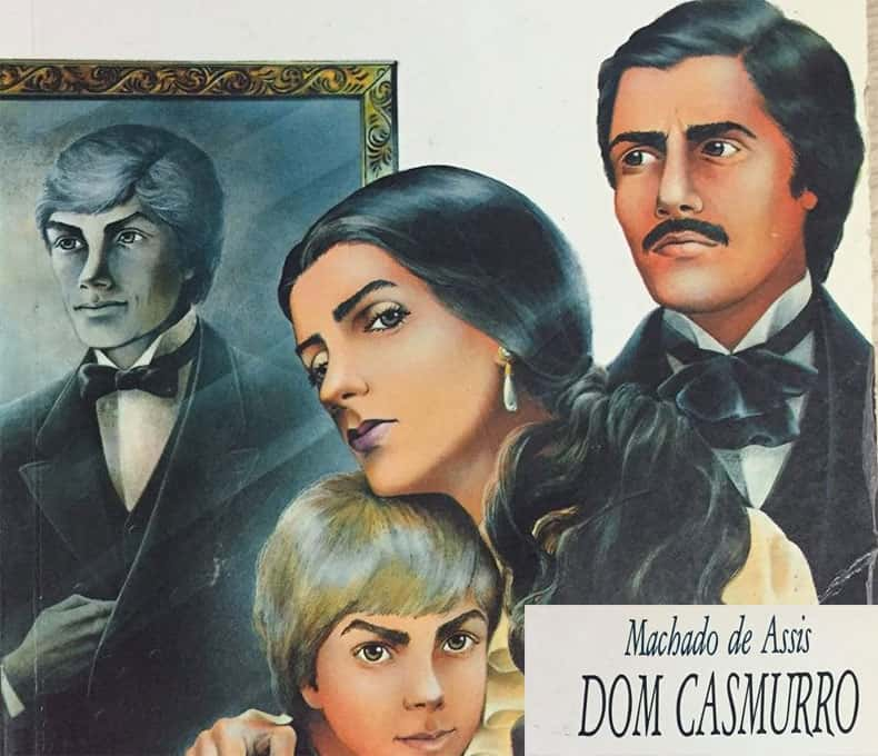 Dom Casmurro - Biografias - Grupo Escolar