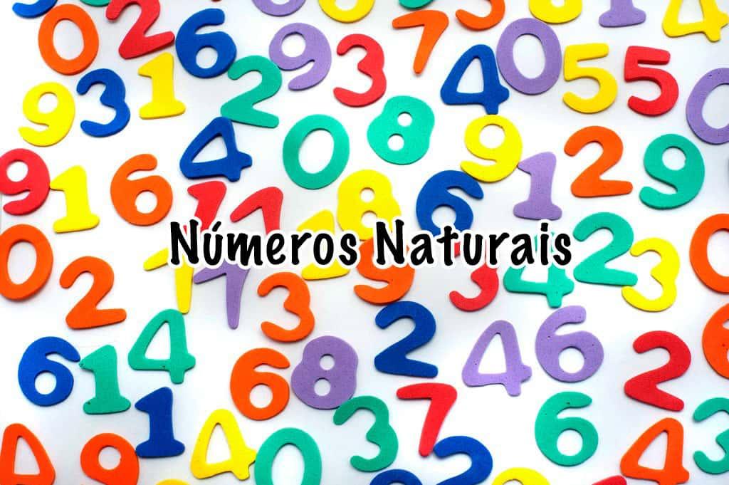 Entenda o que são Números Naturais