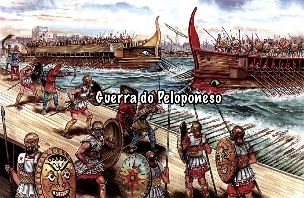 Guerra do Peloponeso