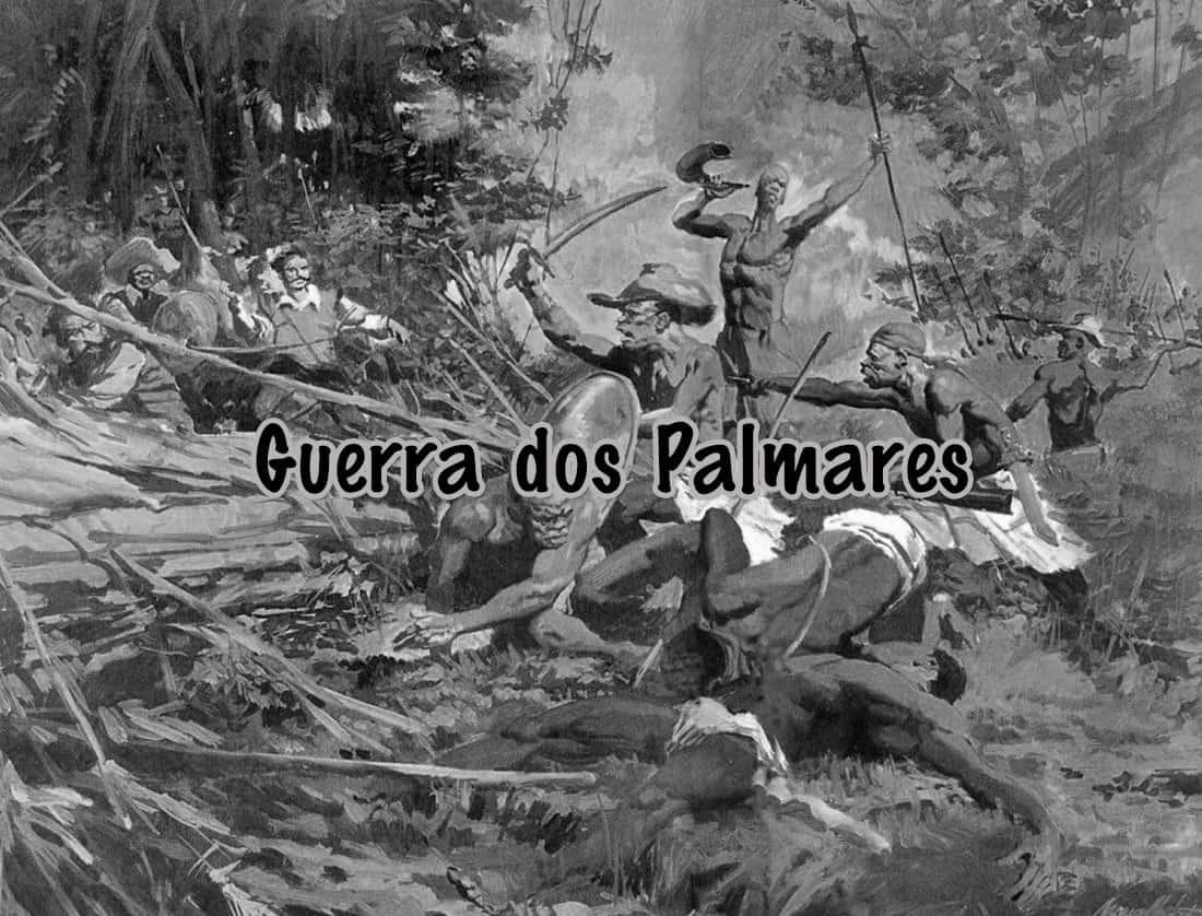 Guerra dos Palmares