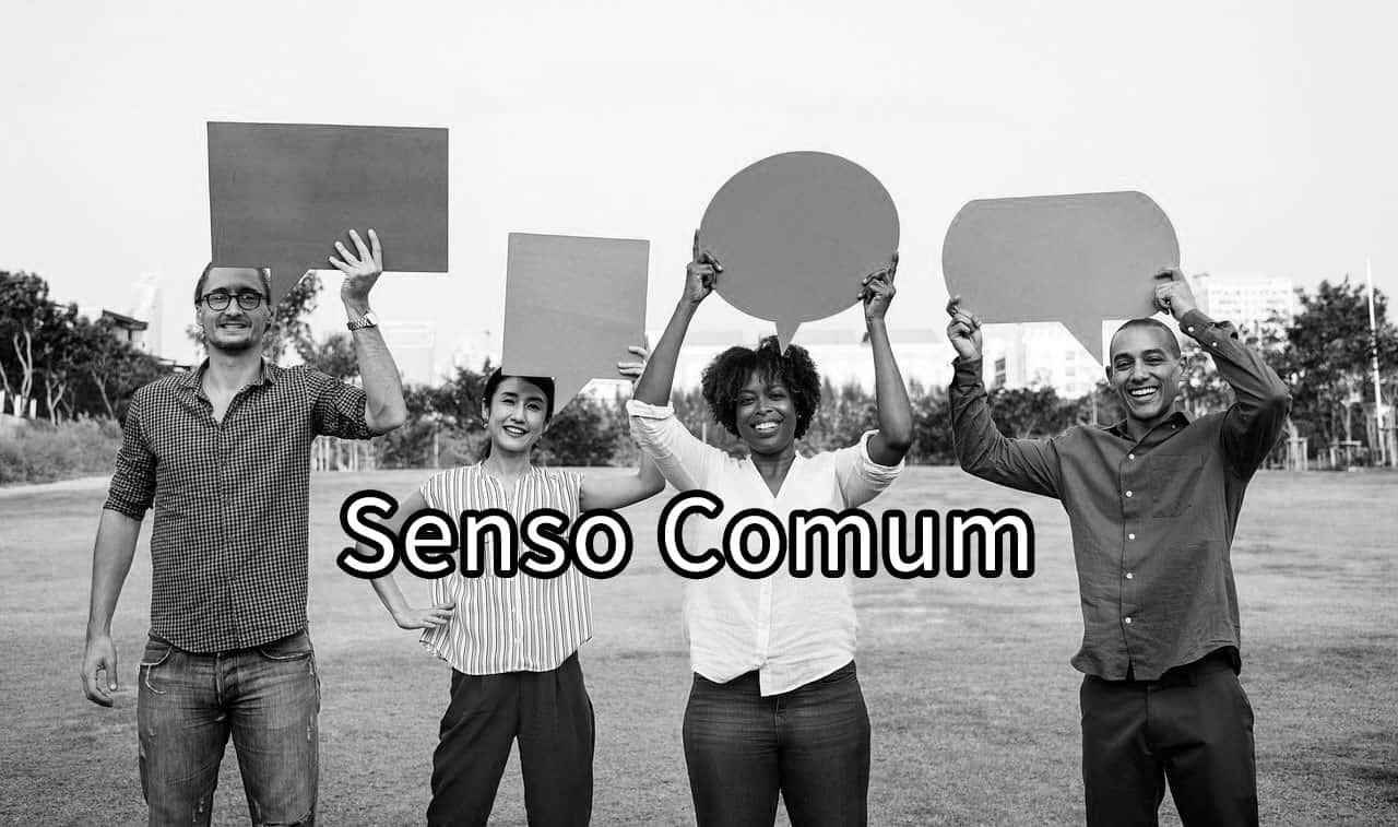 O que é senso comum?
