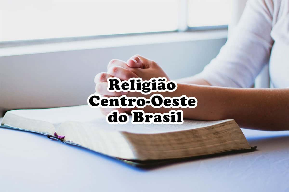 Religião na Região Centro-Oeste do Brasil