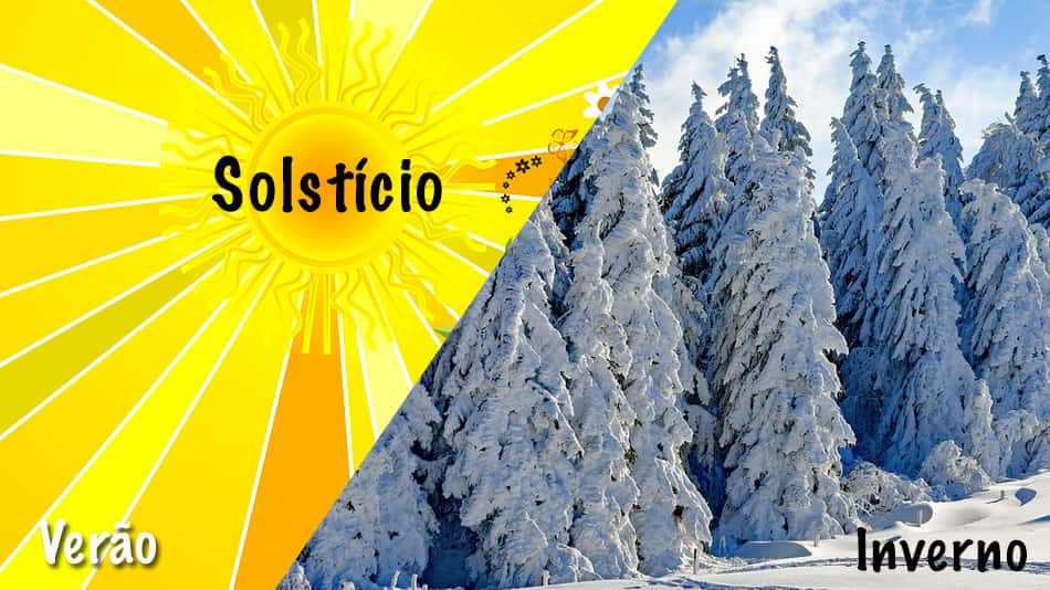 Solstício de Verão e Inverno