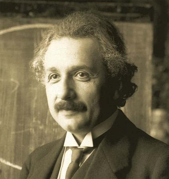 Foto do Einstein