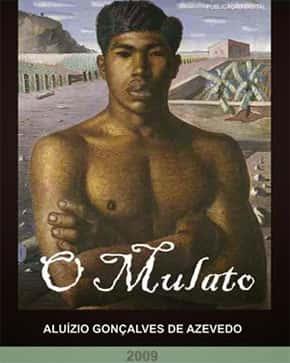 Capa do Livro - O Mulato - Publicacão de 2009