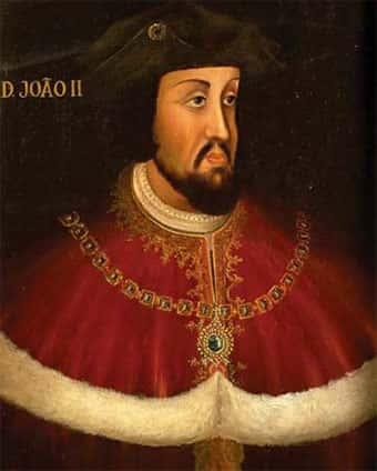 Pintura Dom João II