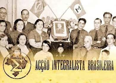 Ação Integralista Brasileira, reunião de pessoas