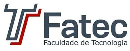 Logo da Fatec