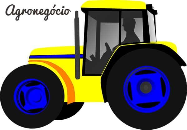 Agronegócio, Trator