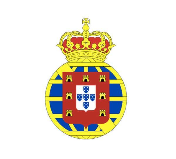 Bandeira do Reino Unido de Portugal, Brasil e Algarves