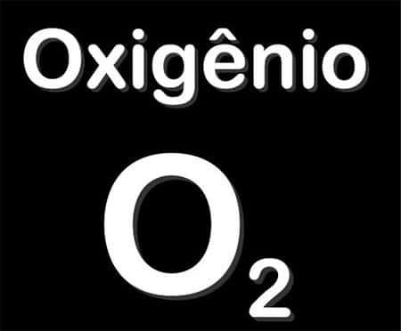 Elemento Químico Oxigênio