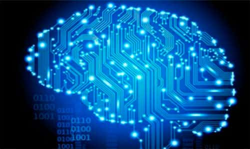 chip em formato de cerebro