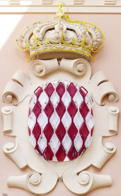 Brasão de Armas, Principado de Mônaco