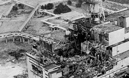 Usina nuclear de Chernobyl