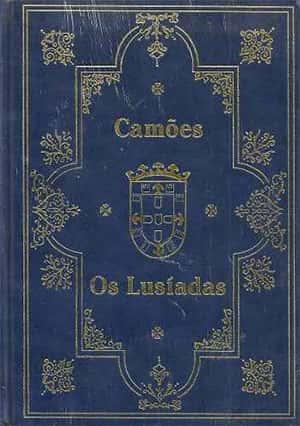 Capa do Livro Os Lusíadas