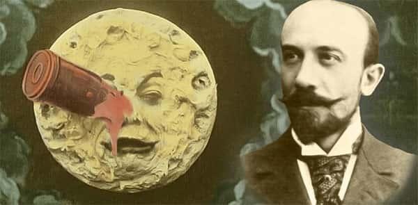 Georges Méliès e a Lua