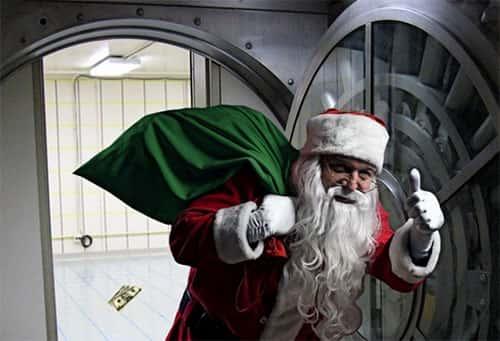 Papai Noel Ladrão