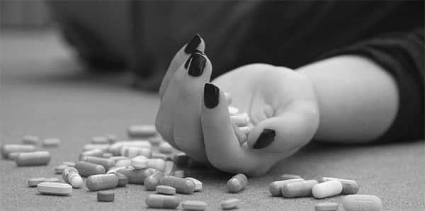 Tentativa de overdose
