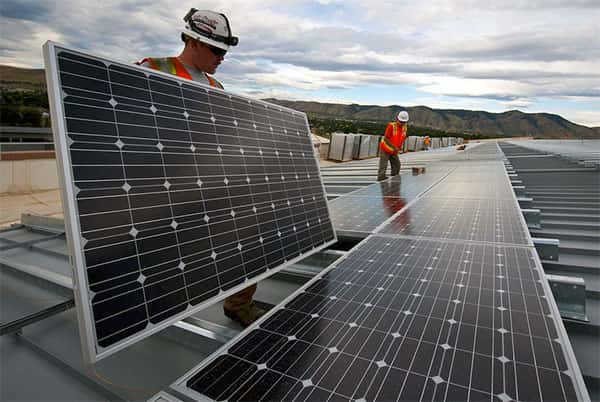 Instalação de Paineis Solares