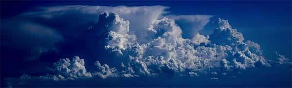 Nuvem de tempestade, cumulus