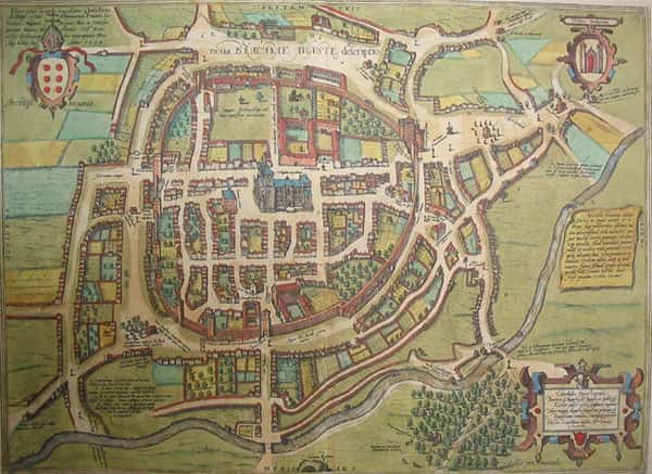 Braga, 1594