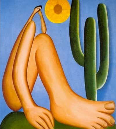Abaporu, Tarsila do Amaral