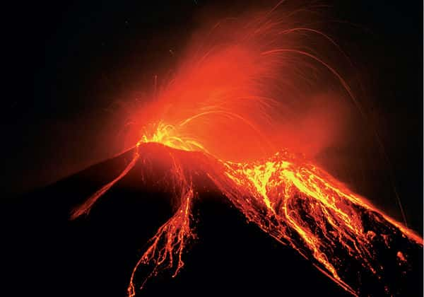 Resultado de imagem para vulcões e sismos