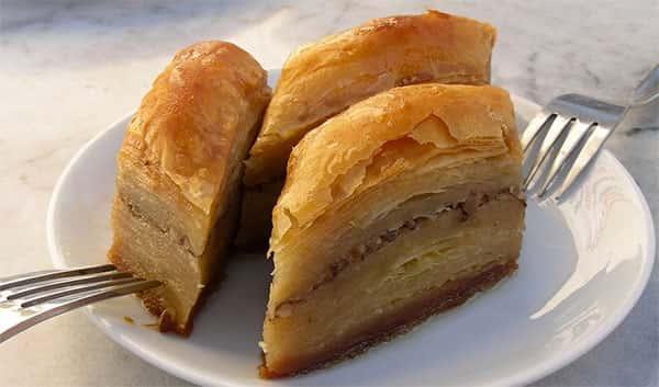 baklava, sobremesa turca