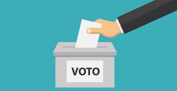 Democracia, Ilustração, Voto
