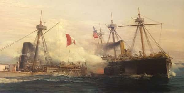 Guerra do Pacífico: Bolívia e Chile