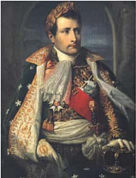 Imperador Napoleão Bonaparte