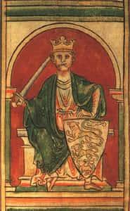 Pintura Rei Ricardo I