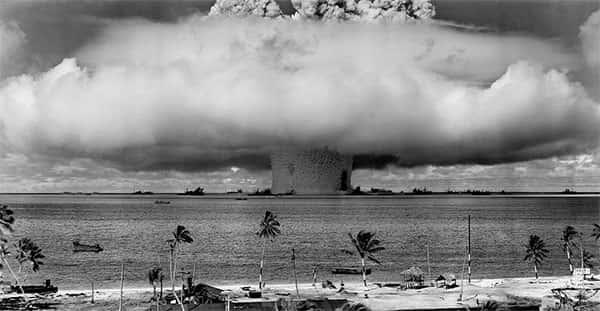 Teste Bomba Atômica
