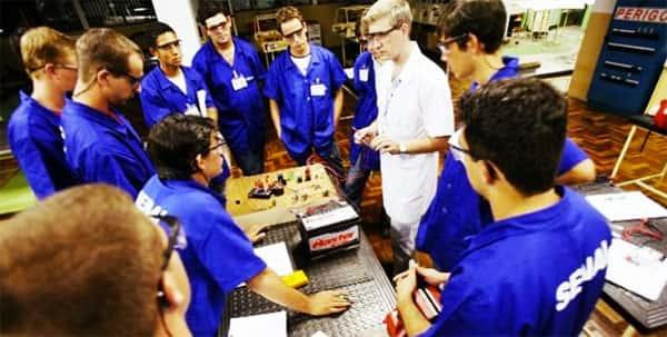Estudantes Ensino Técnico Pronatec