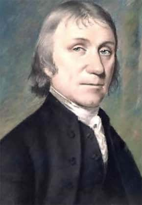 Foto do Joseph Priestley