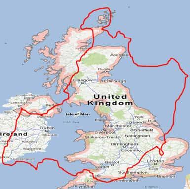HulunBuir comparado ao Reino Unido