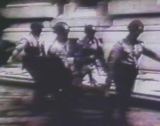 Opressão militar